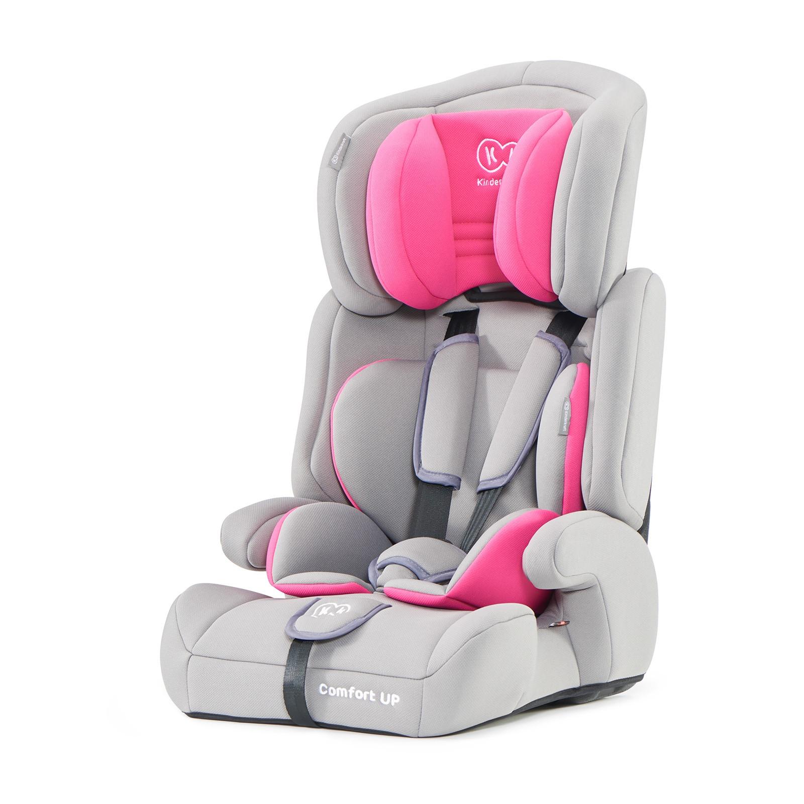 Auto sedište Kinderkraft COMFORT UP pink