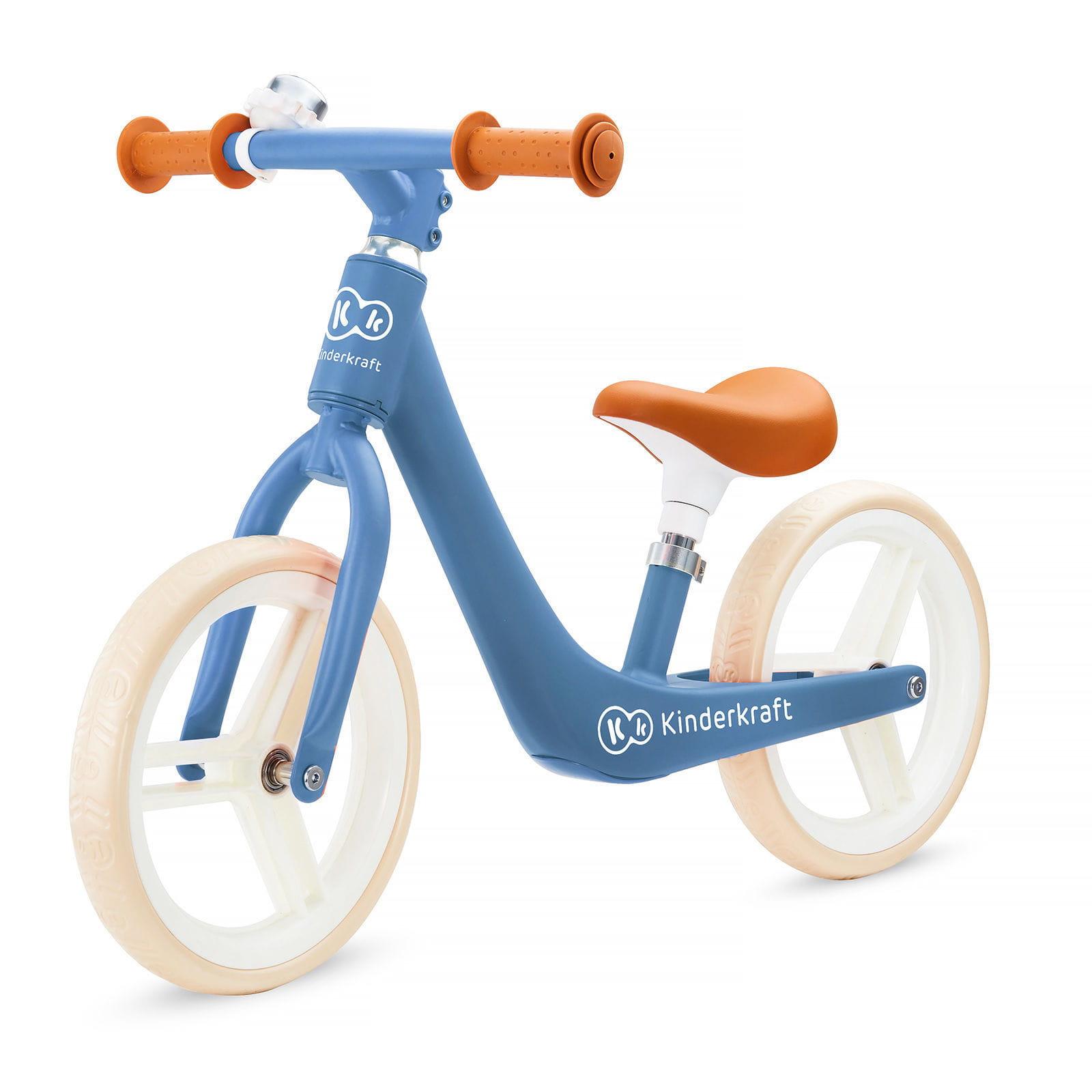 Balans bicikl Kinderkraft FLY PLUS blue sapphire KKRFLPLBLU0000