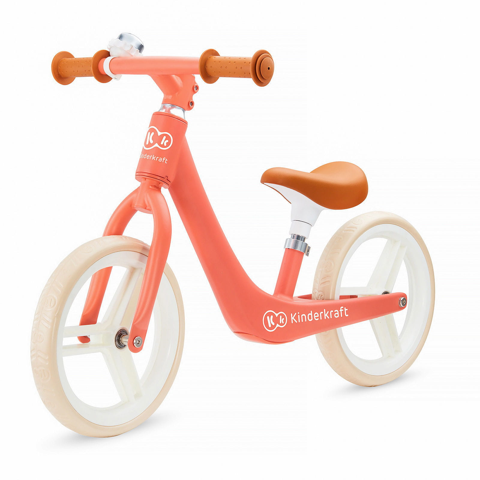 Balans bicikl Kinderkraft FLY PLUS magic coral KKRFLPLCRL0000