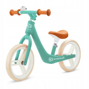 Balans bicikl Kinderkraft FLY PLUS midnight green KKRFLPLGRE0000