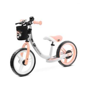 Balans bicikl Kinderkraft SPACE 2021 peach coral