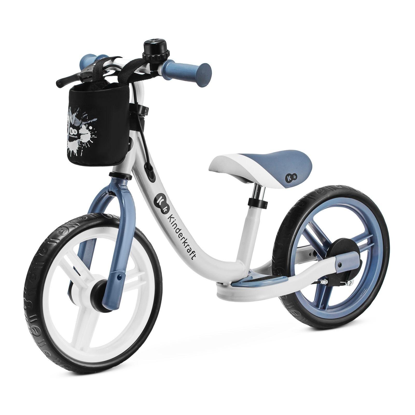 Balans bicikl Kinderkraft SPACE 2021 saphire blue