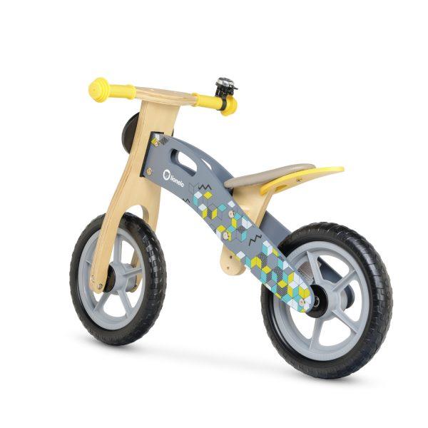 Balans bicikl bez pedala Lionelo CASPER grey