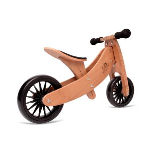 Balans bicikl tricikl Kinderfeets TinyTot Plus Bamboo, 2 točka