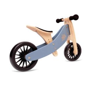 Balans bicikl tricikl Kinderfeets TinyTot Plus Blue, 2 točka