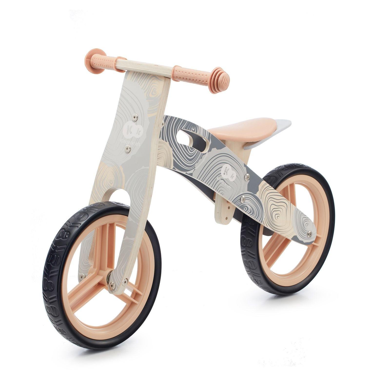 Bicikl guralica Kinderkraft Runner 2021 NATURE grey