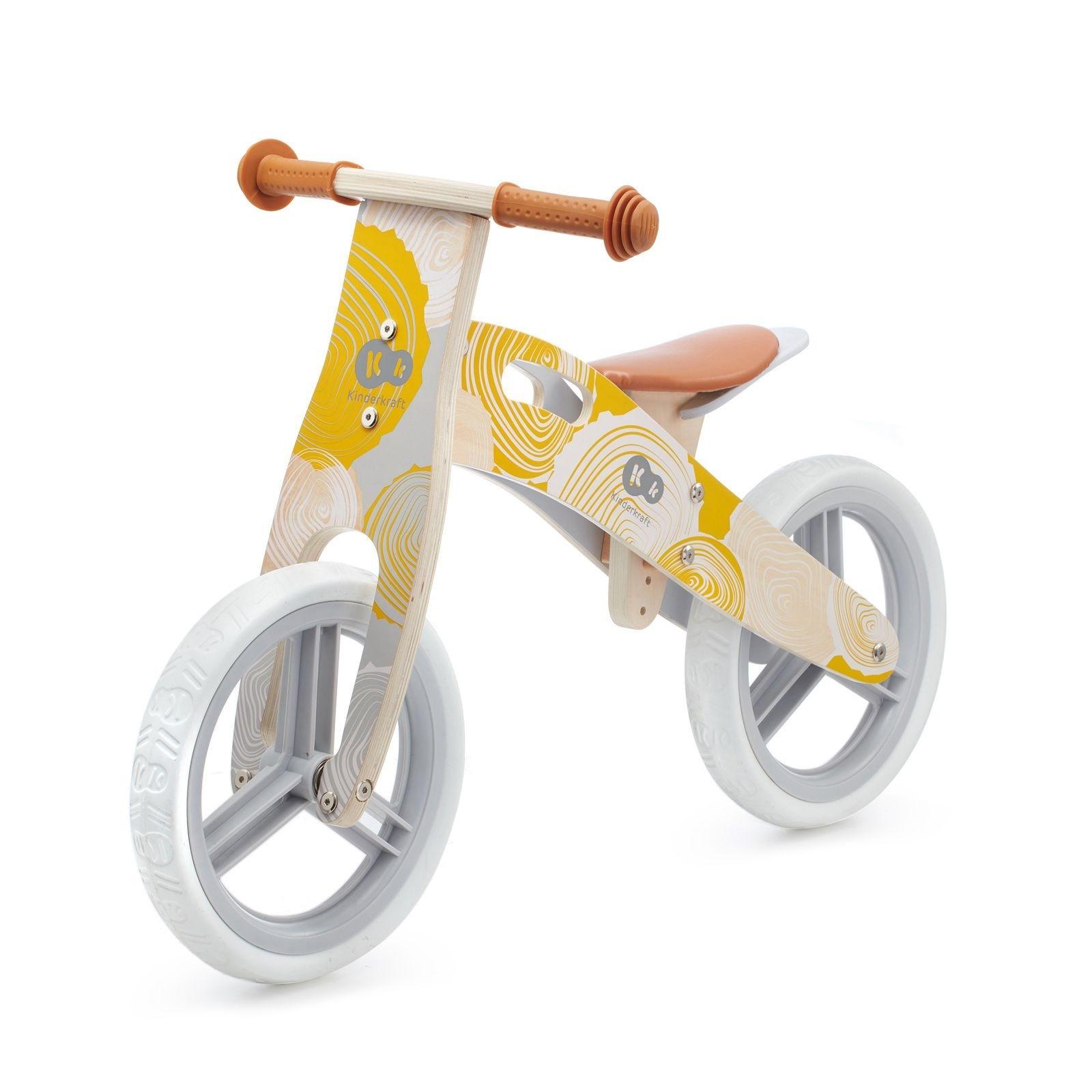 Bicikl guralica Kinderkraft Runner 2021 NATURE yellow