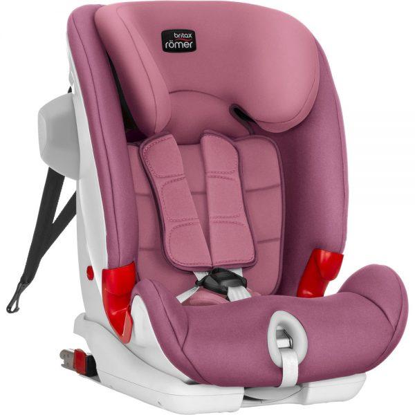 Britax Römer auto sedište ADVANSAFIX III SICT WinRose roze
