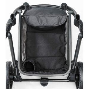 Cosatto kolica za bebe 2u1 WOW ram kolica odozgo i korpa