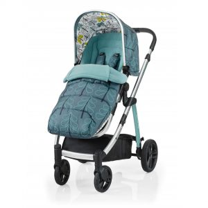 Cosatto kolica za bebe 2u1 WOW fjord