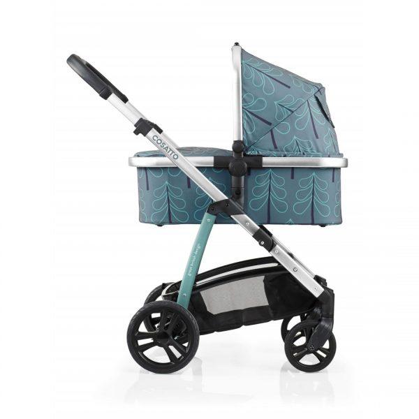 Cosatto kolica za bebe 2u1 WOW fjord kolevka