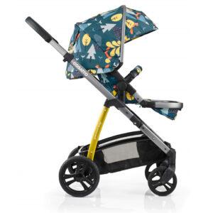 Cosatto kolica za bebe 2u1 WOW foxtale