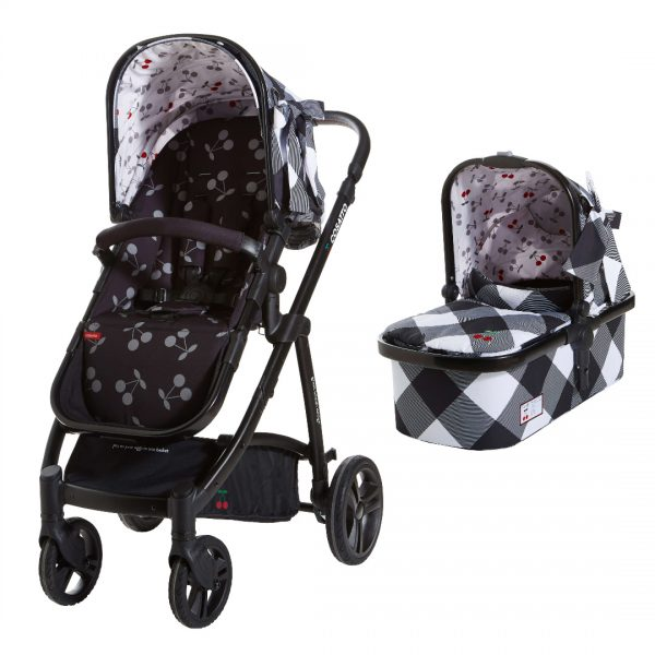 Cosatto kolica za bebe 2u1 WOW mademoiselle, sportsko sedište i kolevka