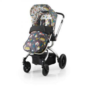 Cosatto kolica za bebe 3u1 OOBA hygge houses, sportsko sedište