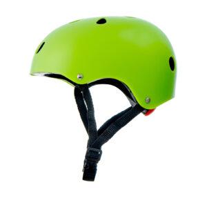 Dečija kaciga za bicikl Kinderkraft SAFETY green
