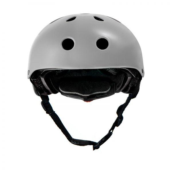 Dečija kaciga za bicikl Kinderkraft SAFETY grey