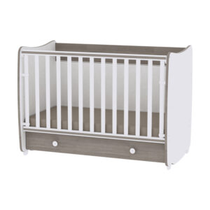 Drveni krevetac za bebe Lorelli Bertoni DREAM coffee 10150420027