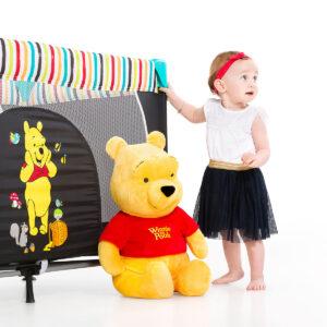 Hauck sklopivi krevetac Hauck DREAM'N PLAY Winnie Pooh