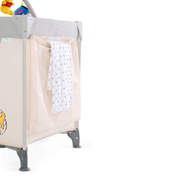 Hauck sklopivi krevetac Hauck DREAM'N PLAY GO Toybar Winnie Pooh torba