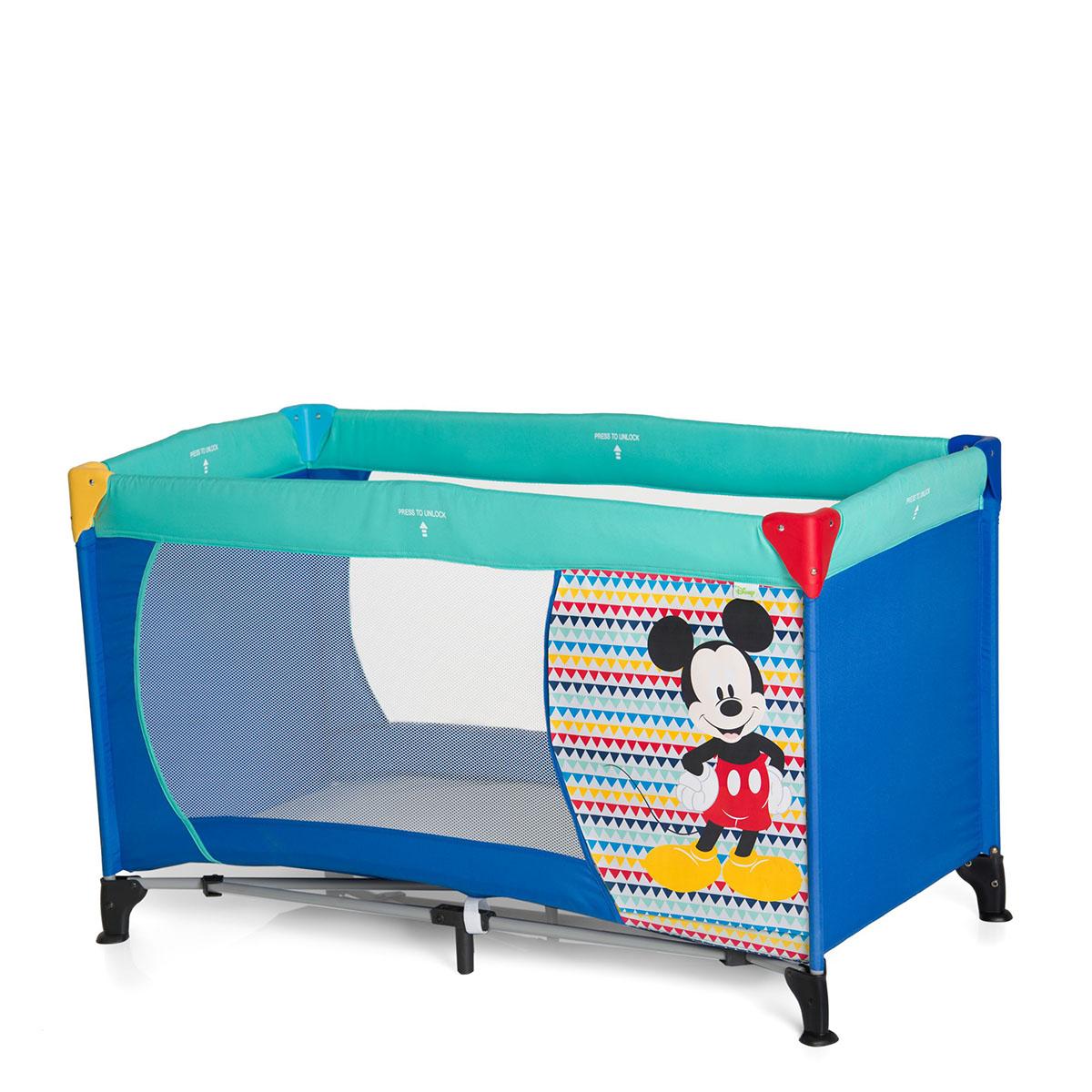 Hauck sklopivi krevetac Hauck DREAM'N PLAY Mickey blue
