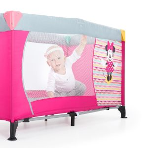 Hauck sklopivi krevetac Hauck DREAM'N PLAY Minnie pink