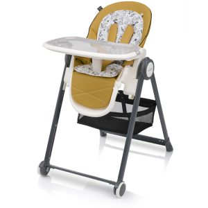 Baby design stolica za hranjenje PENNE honey