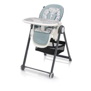 Baby design stolica za hranjenje PENNE turquoise