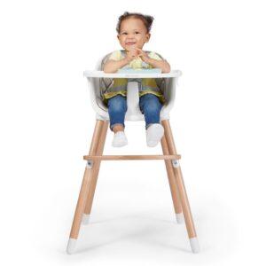 Hranilica za bebe Kinderkraft SIENNA grey