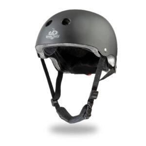 Kaciga za bicikl Kinderfeets matte black