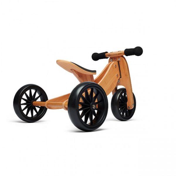 Kinderfeets Tiny Tot Bamboo dečiji balans bicikl