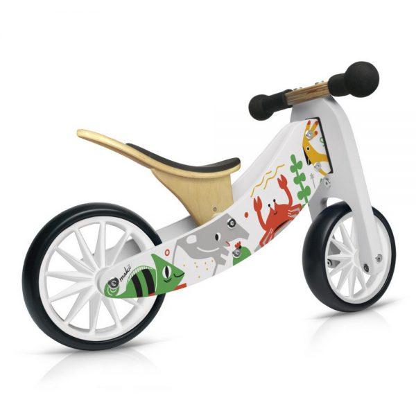Kinderfeets Tiny Tot balans bicikl 2u1 MAKII