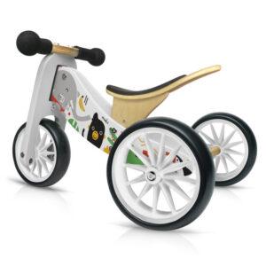 Kinderfeets Tiny Tot balans bicikl 2u1 MAKII (tricikl)
