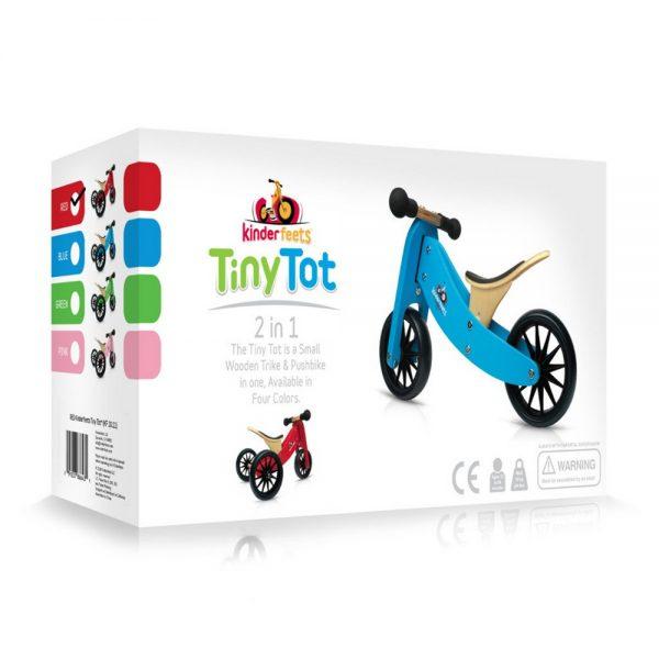Kinderfeets Tiny Tot balans bicikl 2u1 kutija