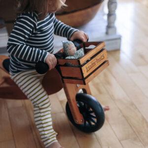 Kinderfeets drvena kutija za bicikl v2