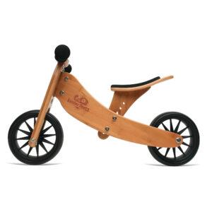 Kinderfefeets Tiny Tot BAMBOO balans bicikl