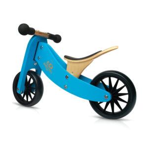 Kinderfefeets Tiny Tot Blue balans bicikl