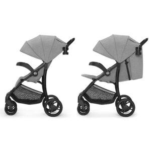 Kinderkraft CRUISER grey kišobran kolica