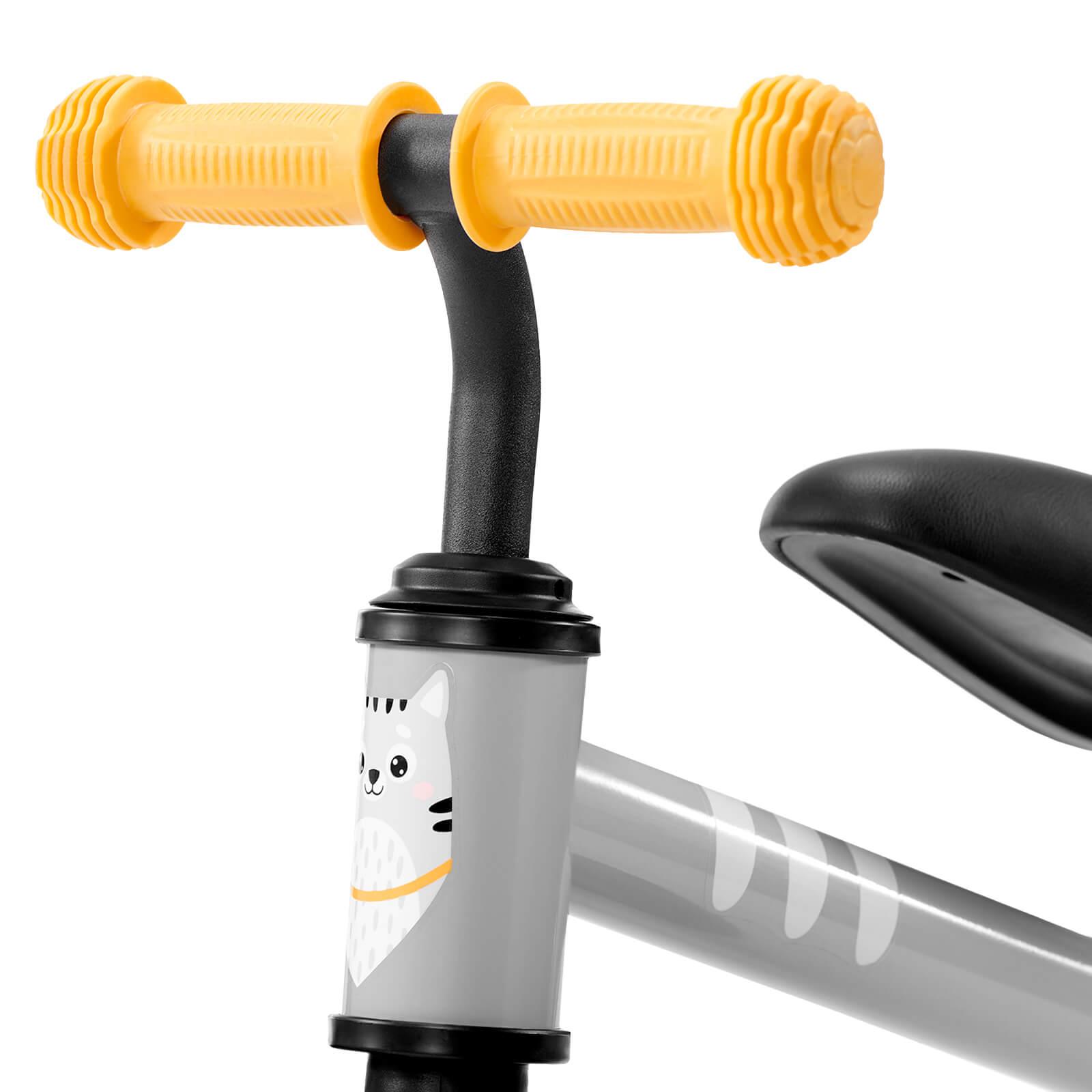 Kinderkraft CUTIE balans bicikl. gumene drške na volanu