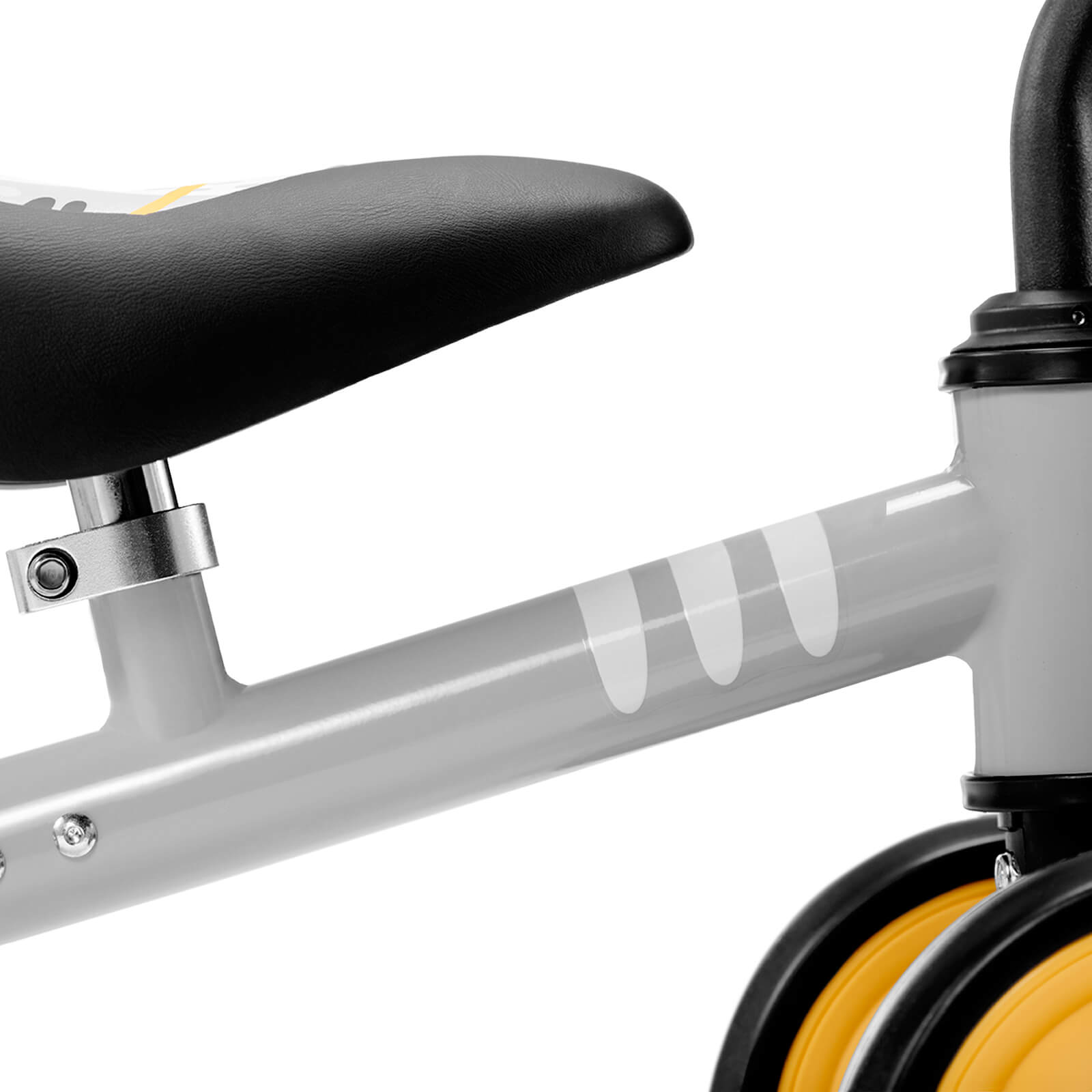 Kinderkraft CUTIE balans bicikl. čvrsta metalna konstrukcija