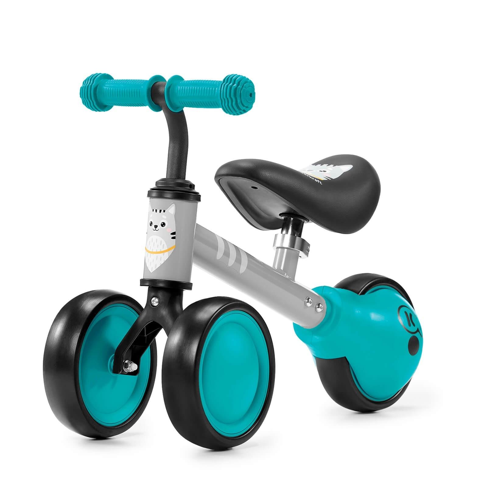 Kinderkraft CUTIE turquoise balans bicikl bez pedala