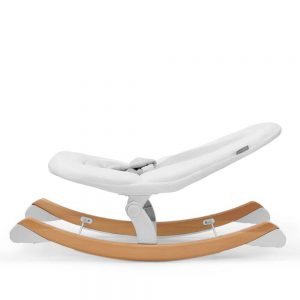 Kinderkraft FINIO white dečija stolica za ljuljanje
