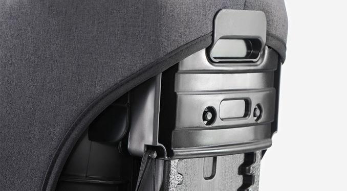 Kinderkraft FIX2GO auto sedište 9 36kg, kvalitetno i dugotrajno