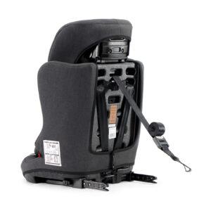 Kinderkraft FIX2GO black auto sedište od 9 do 36 kg