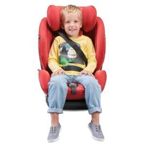 Kinderkraft Isofix auto sedište MYWAY red