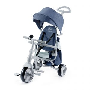 Kinderkraft JAZZ denim tricikl guralica