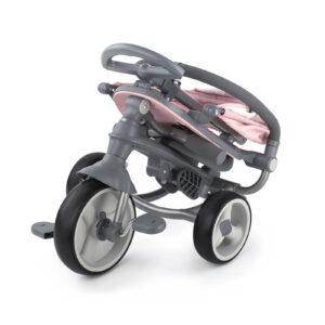 Kinderkraft JAZZ pink tricikl guralica
