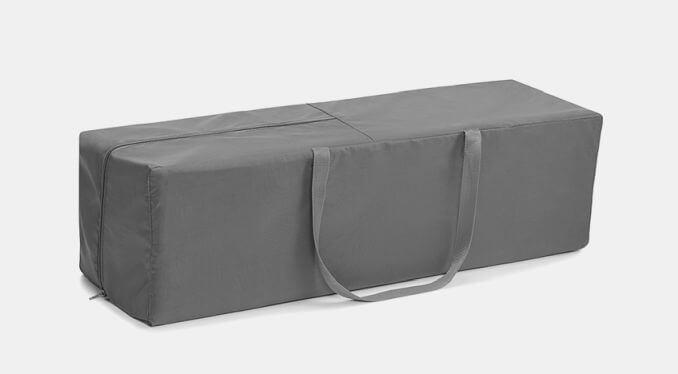 Kinderkraft JOY blue prenosivi krevetac, torba za putovanja