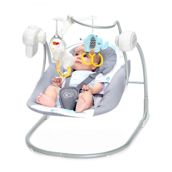 Kinderkraft MINKY mint dečija stolica za ljuljanje