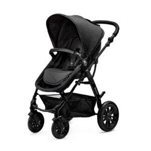 Kinderkraft MOOV black 3u1 kolica za bebe