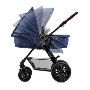 Kinderkraft MOOV navy 3u1 kolica za bebe